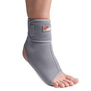 Foot compression sleeves